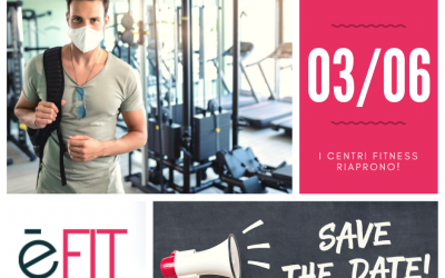 Riaperture Centri Fitness